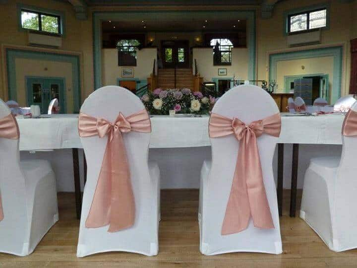 White Covers White for events