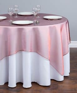 Organza Table Overlays for Sale