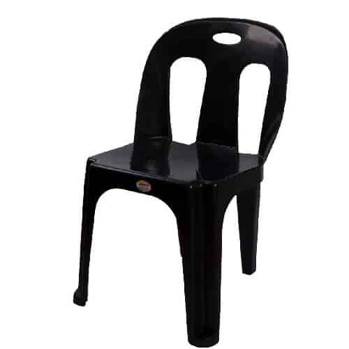 Black Catering Chair