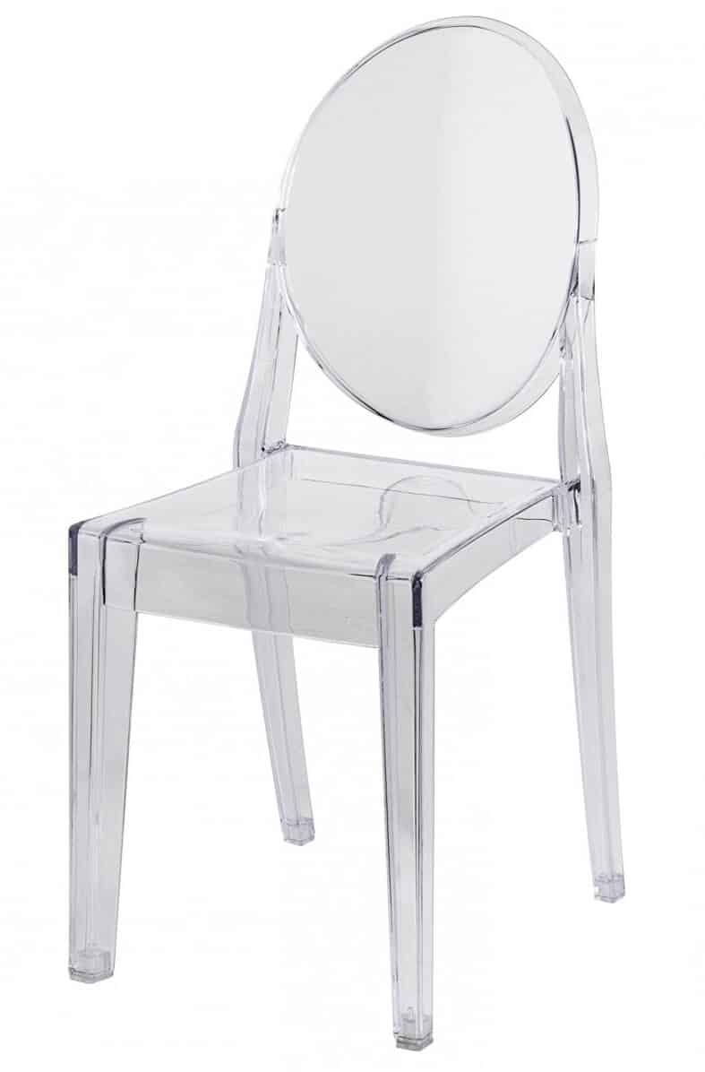 louis ghost chair without arms ghost chairs for sale sa. Black Bedroom Furniture Sets. Home Design Ideas