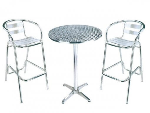 Aluminium Cocktail Chairs for Sale SA