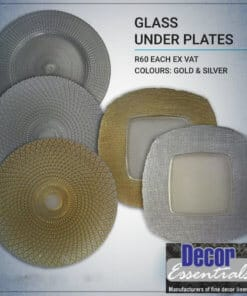 glass underplates