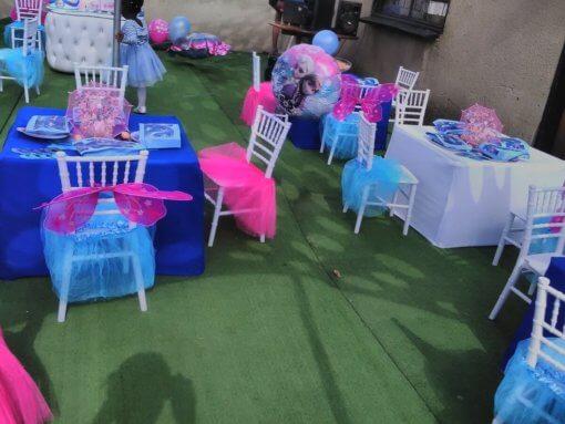 Kiddies Tiffany Chairs