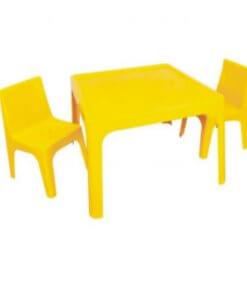 kiddies plastic jolly tables for partys and kindergarten