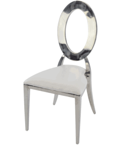 Silver Eye Chair