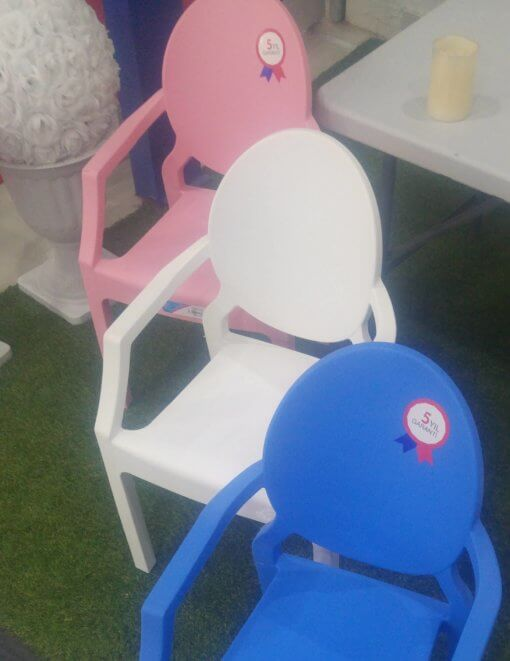 kiddies ghost chairs plastic sold in south africa