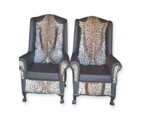 king shaka traditional couch