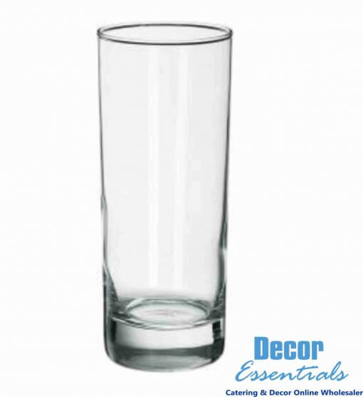 240ml hi ball glasses used in functions and events