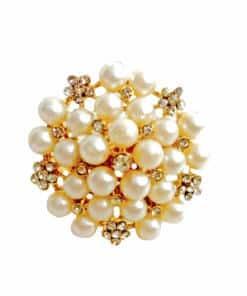 napkin ring pearls