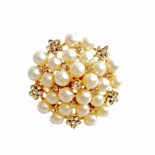 napkin ring pearls