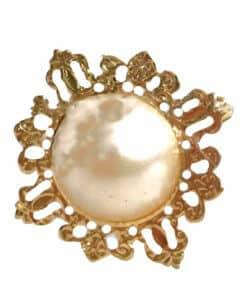 napkin ring pearl