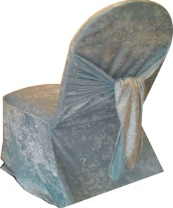 velour chairs covers