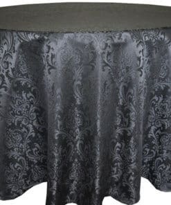 Damask Round Table Cloth 2.80mt