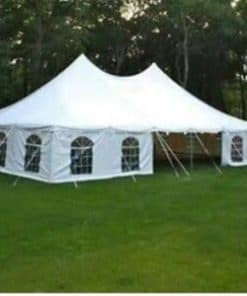 peg and pole tent 7x12
