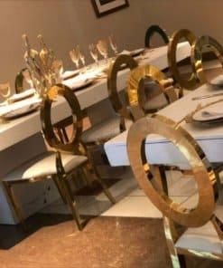 Golden Eye Chair