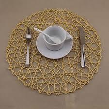 Fancy Gold Place Mat