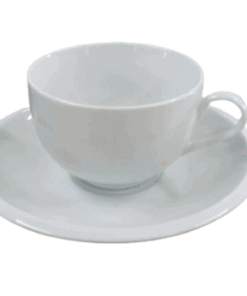 Cup and saucer 6pc