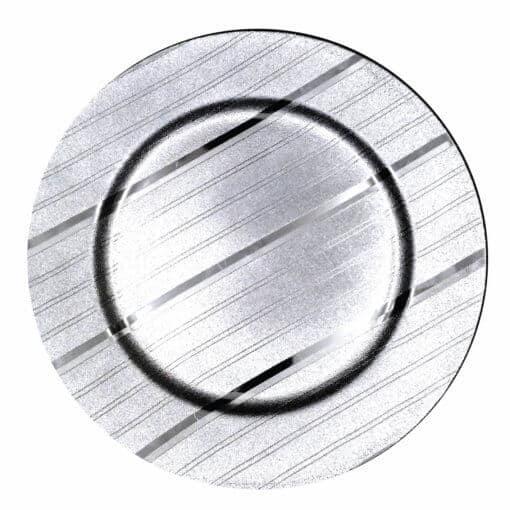 Plastic Silver Underplate