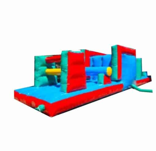 Obstacle Course For Boys