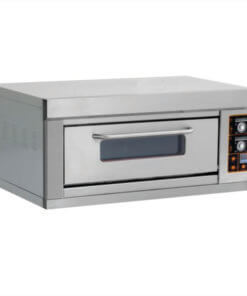 1 DECK 3 TRAY OVEN