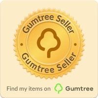 decor essentials gumtree trust badge