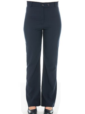 Formal Boorleg pants with extended waist band 54 E192