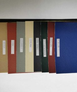 vinyl leather in wide range of colours