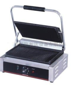 electric contact griller