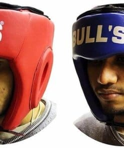 Boxing Head Guard Leather