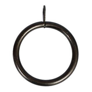 Black Nickel Metal Rings