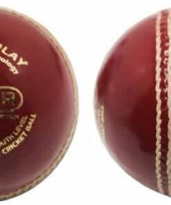 Cricket Ball Star 4pc Red 156g