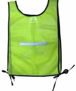 Danger Vest Green Reflector