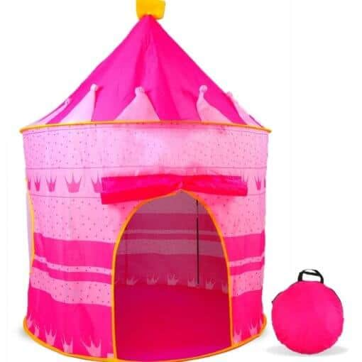 Pop-up Play Tent – Pink