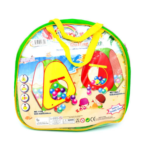 Pop up Tent in a Bag
