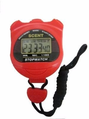 Stop Watch Scent