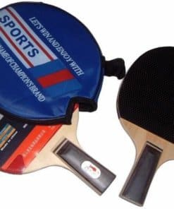 Table Tennis Racket With Bag (2)