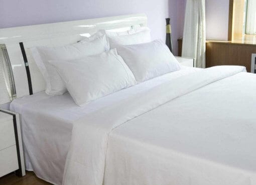 Sheeting fabrics for the use of Hotel linens