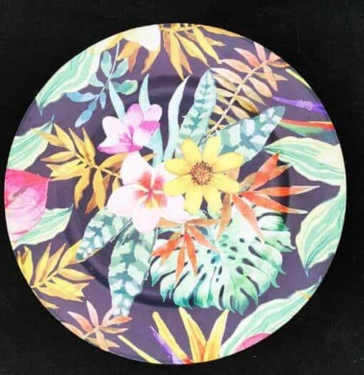 Tropical Plastic Underplate