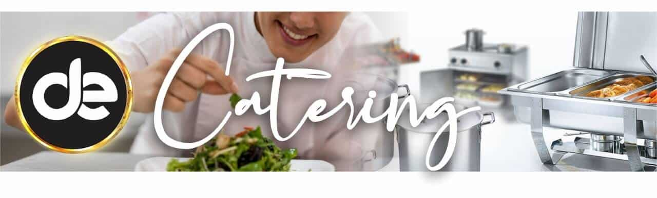 catering equipment banner
