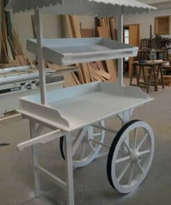 Wooden Cart for Events