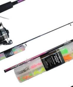 COMBO S/FISHER + TACKLE 6''