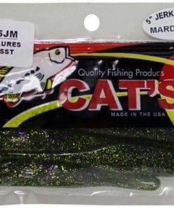 CAT'S FISHING LURES 5'' JERK MIN ASST. CLR