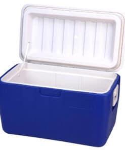 75 Litre Blue Cooler Box