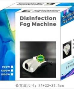 disinfection fog machine decor essentials