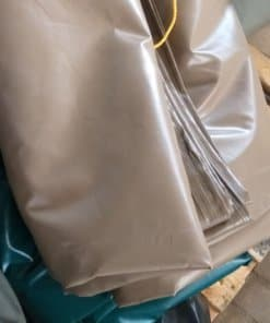 ground sheets for army tents brown