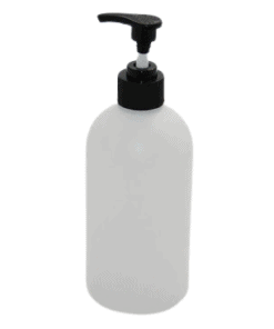 500ml pump bottles for sanitzer stands