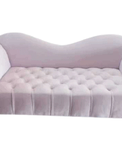 Velvet Wave Couch 2 seater