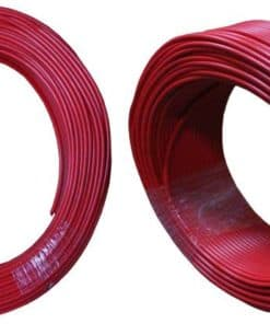 House Wire 1.5mm x 100m Red
