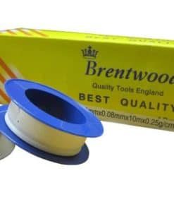 Brentwood Plumbers Tape 10m x 12mm