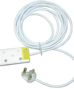 Extension Cord 3mt With 2 x 16A Multiplug